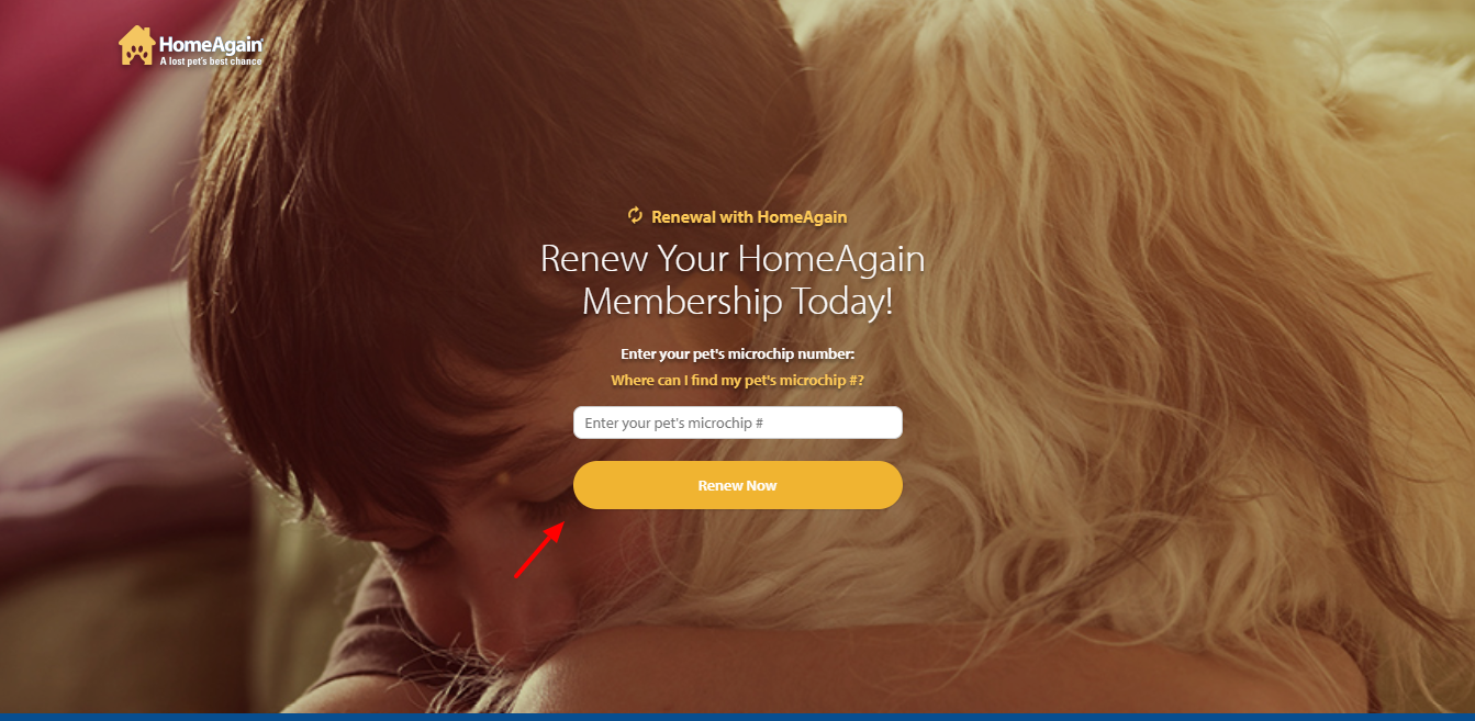 Renew Your HomeAgain Membership Today