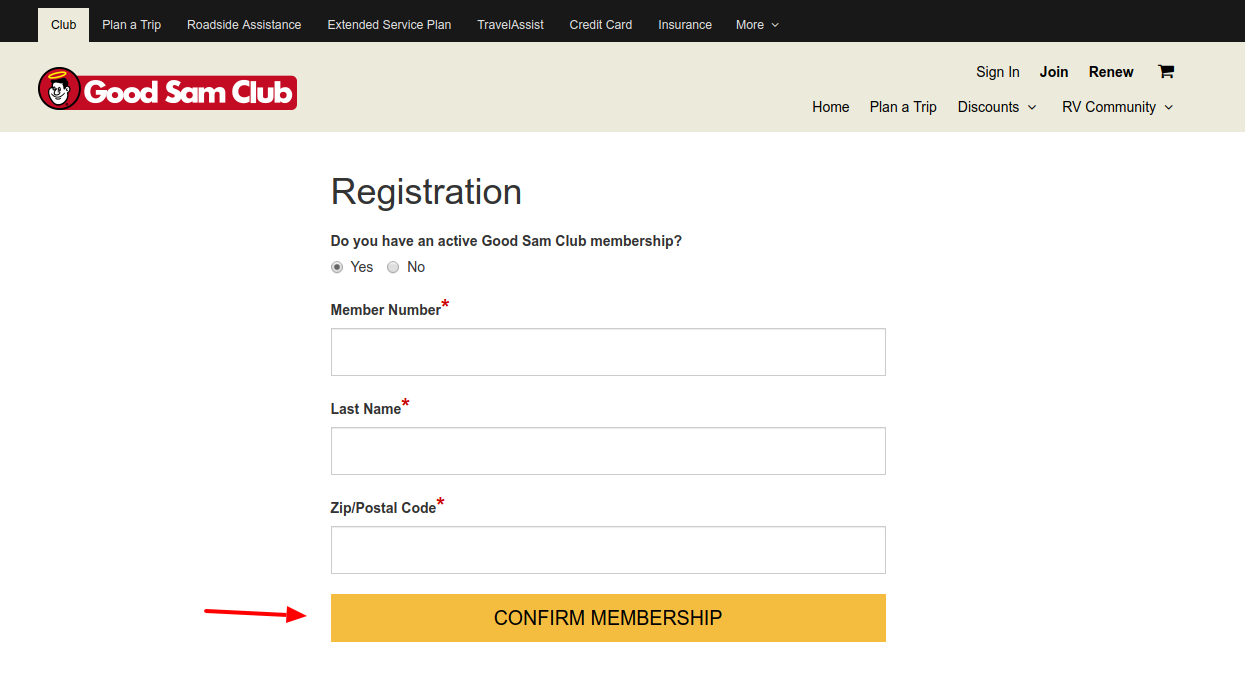 goodsam-account-register
