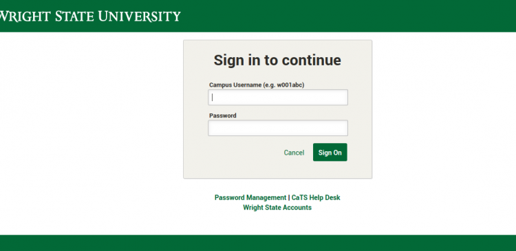 Sign in to continue
