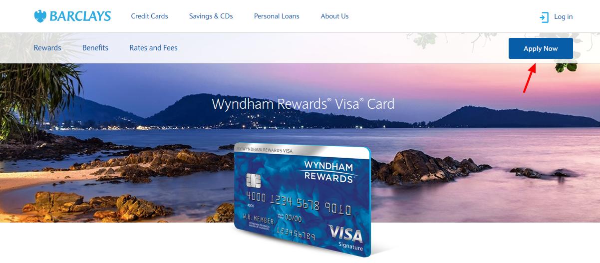 Barclays Credit Card Apply