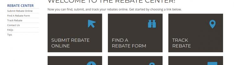 HughesNet Rebate Center Logo