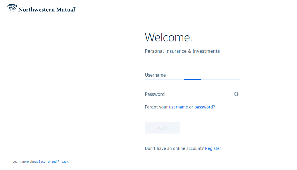 Northwestern Mutual Login