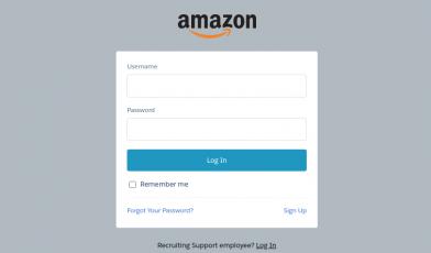 Amazon Force Account Logo