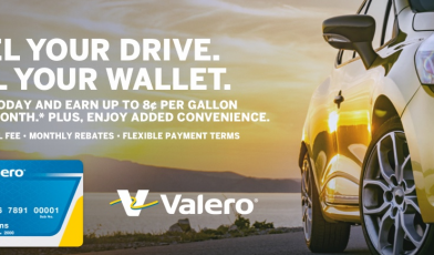 Valero Credit Card Logo