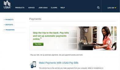 USAA Bill Pay